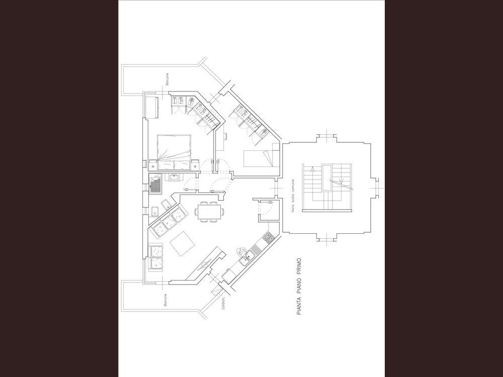 Appartamento in  Vendita Massa Centro codice: V103
